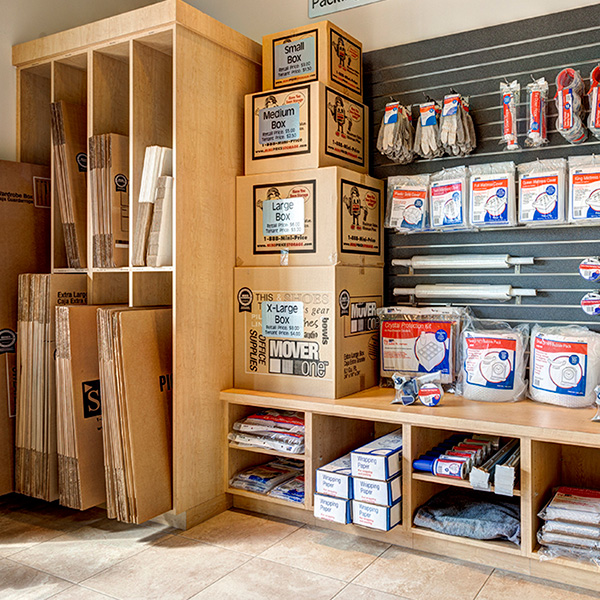 Self Storage & Moving Supplies