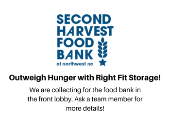 Help Us #OutweighHunger!