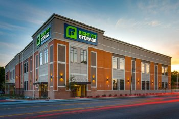 Free Heating and Cooling at All Right Fit Storage Locations