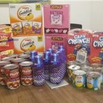 Right Fit Storage Donates Food to Backpack Beginnings