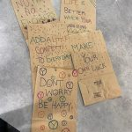 Brown Bags Donation for Uplifting Meals