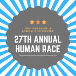 Human Race Sponsors for the Second Year