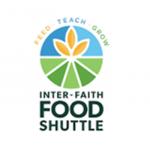 Inter-Faith Food Shuttle Food Drive Donation